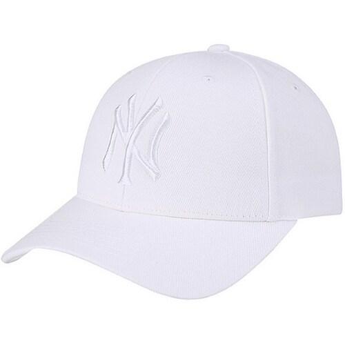 MLB 뉴욕 양키스 원포인트 로고 자수 커브캡 32CPIR811-50W_이미지