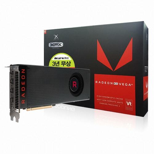 XFX  라데온 RX Vega 64 HBM2 8GB_이미지