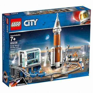 레고  시티 우주 로켓과 발사 관제소 (60228) (정품)