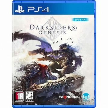THQ 다크사이더스 제네시스 PS4(한글판)