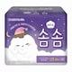 유한킴벌리 좋은느낌 솜솜 수퍼롱 오버나이트 8개 (4팩(32개))_이미지