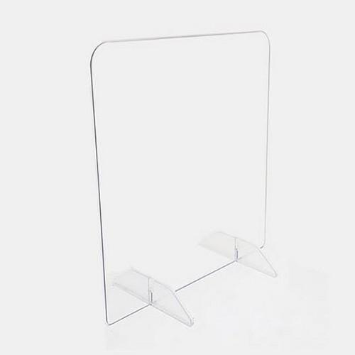 투명 막힘형 3T 칸막이(40x50cm)