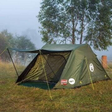 콜맨 인스턴트업 스웨거 3P 텐트 해외구매