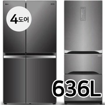 LG전자 디오스 S631S32 + K335S14_이미지
