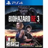 바이오하자드 RE: 3 PS4 한글판