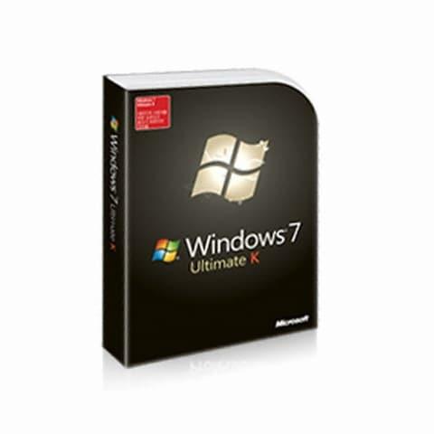 Microsoft Windows 7 Ultimate (업그레이드 한글)_이미지