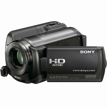 SONY HandyCam HDR-XR100 (중고품)_이미지
