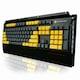 몬스타 데빌스킬 GUTS 프로게이밍 카일박스축 사이드 풀RGB PBT 방수방진 (백축)_이미지