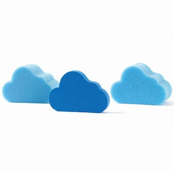 에그펀 구름이 털클리너&세탁필터