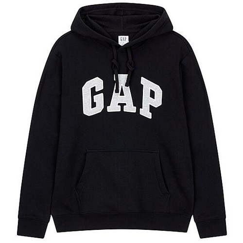 GAP 아치 로고 플리스 후드 티셔츠 5110327001