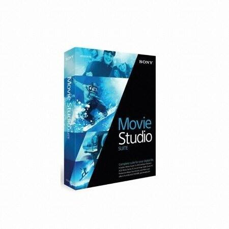 SONY Movie Studio 13 Suite (처음사용자용)_이미지