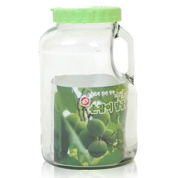 파카크리스탈 손잡이 담금주병 5.2L(1개)