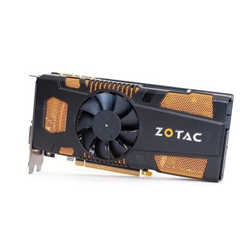 ZOTAC  지포스 GTX560 Ti 448Core Limited Edition D5 1.2GB_이미지