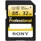 SONY SDHC CLASS10 UHS-I U3 Professional (해외구매,32GB)_이미지