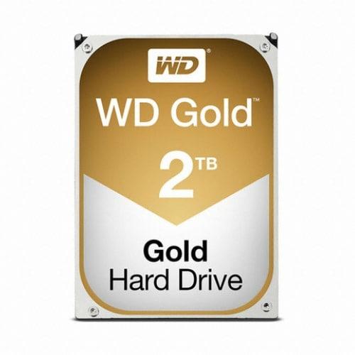 Western Digital WD 2TB GOLD WD2005FBYZ (SATA3/7200/128M)_이미지