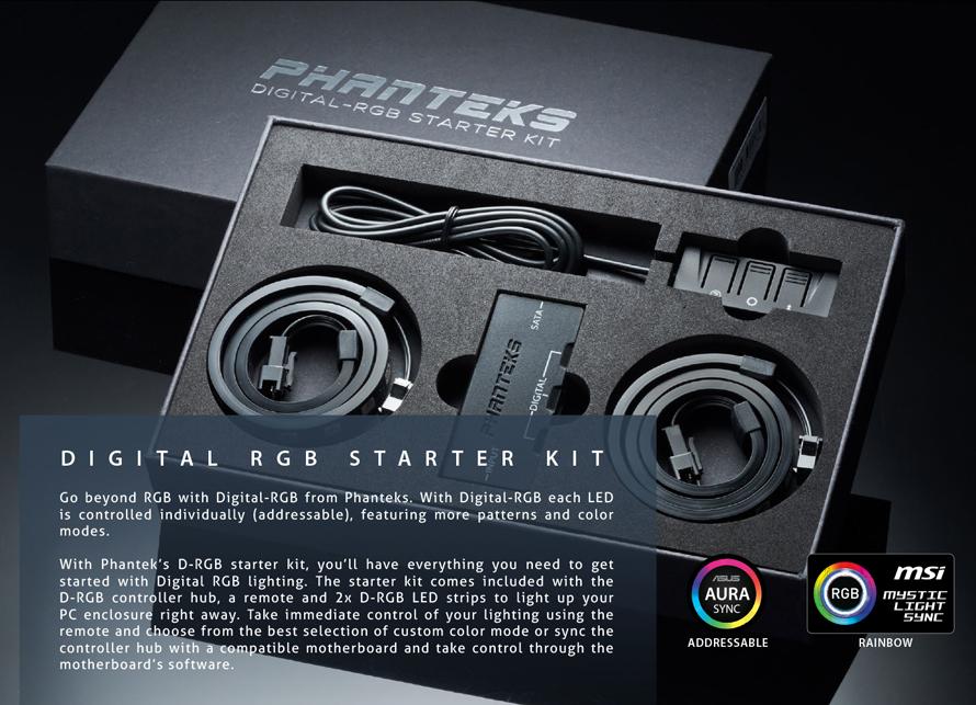 Phanteks  DIGITAL STARTER KIT