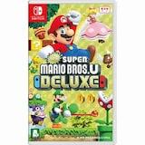 Nintendo 뉴 슈퍼 마리오브라더스 U 디럭스 SWITCH  (한글판)