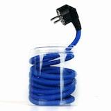 몬스타  블러드베슬 200 슬리빙 컬러 파워케이블 (2m, 블루)