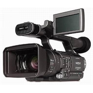 SONY HandyCam HDR-FX1 (배터리 패키지)_이미지