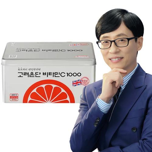 고려은단 비타민C 1000 600정(1개)