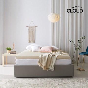 킵에잇 천연라텍스 매트리스 5cm(슈퍼싱글 SS)