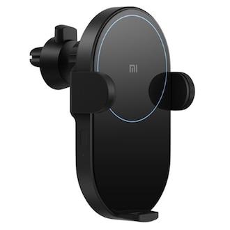샤오미 차량용 무선충전거치대 WCJ02ZM + 충전기 세트_이미지