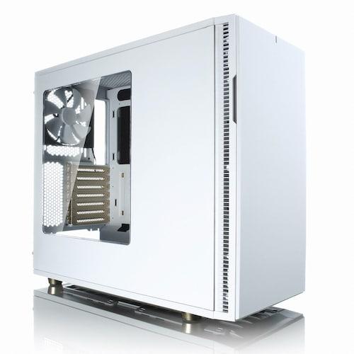 Fractal Design Define R5 Window (White Gold)_이미지