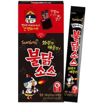 삼양식품 스틱 불닭소스 160g