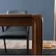 삼익가구 마르셀 천연 고무나무 원목 식탁세트 1850 (의자3개+벤치1개)_이미지