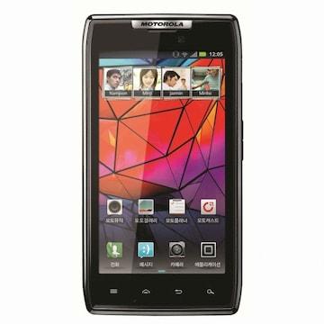 모토로라 Motorola XT910S[RAZR] (가개통/중고)_이미지