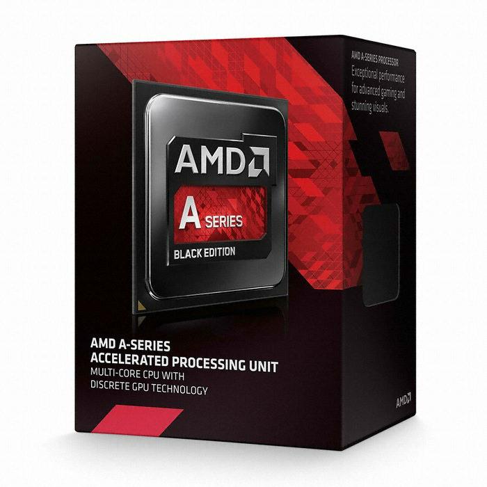 AMD A8 7670K (고다바리) (정품)