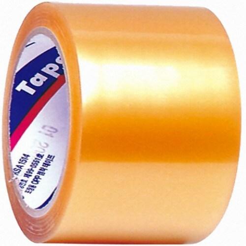 테이팩스 투명 OPP 테이프 50mm x 50m (50개)_이미지