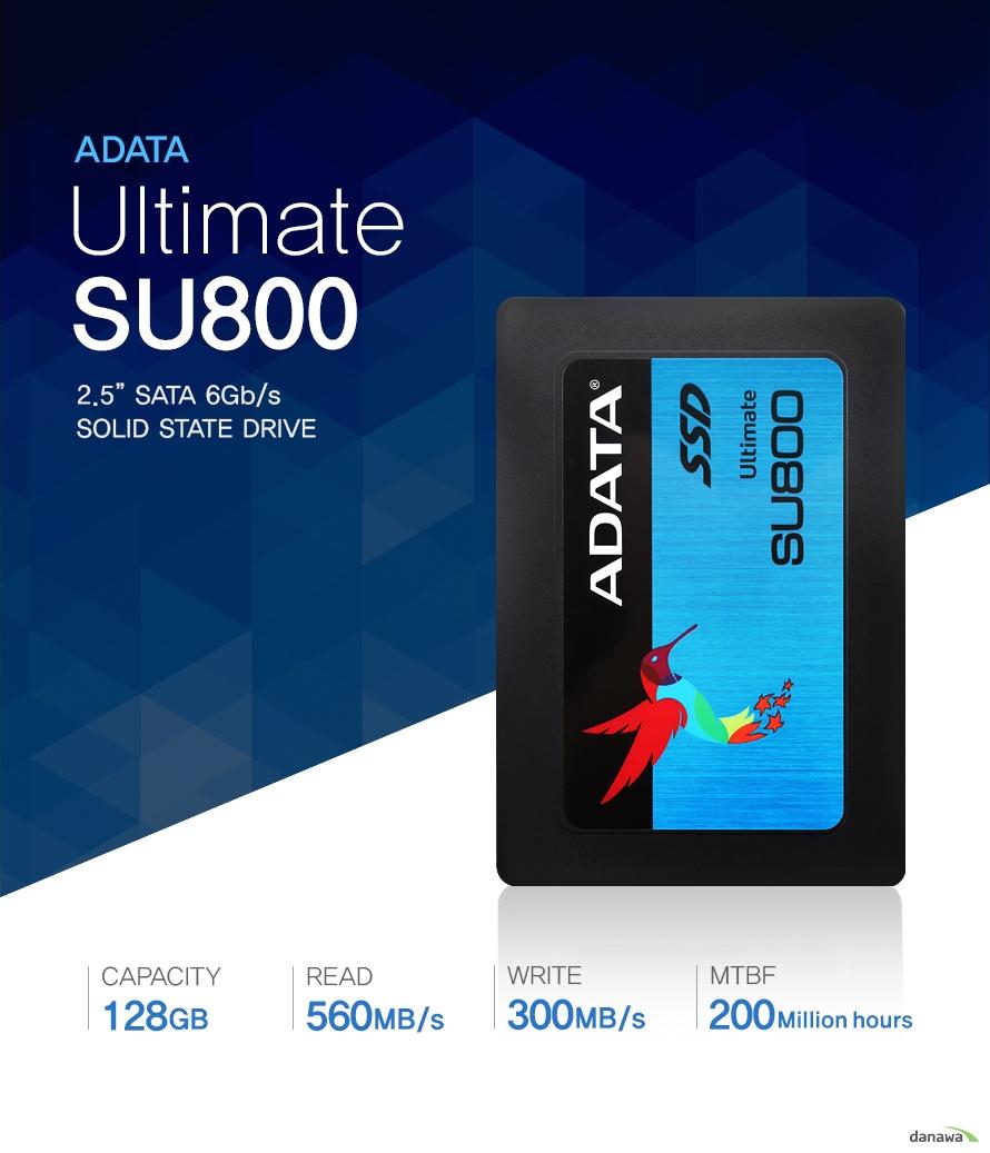 ADATA Ultimate SU800 2.5-Inch solid state drive