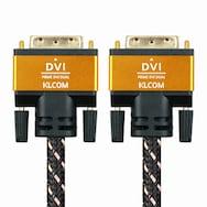 케이엘시스템 KLcom PRIME 고급형 DVI 케이블 (2m, KL53)