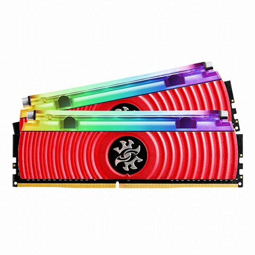 ADATA XPG DDR4 16G PC4-28800 CL17 SPECTRIX D80 레드 (8Gx2)_이미지