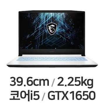 MSI GF시리즈 Sword GF66 A11SC-i5 화이트 WIN10 16GB램