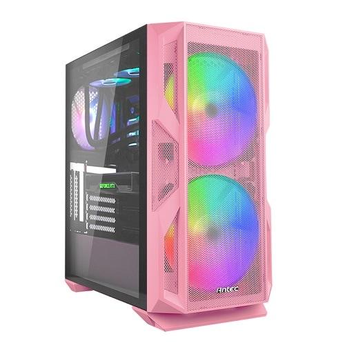 Antec NX800 RGB MESH 강화유리 (핑크)_이미지