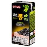 삼육식품  삼육 검은콩 칼슘 두유 195ml (96개)_이미지