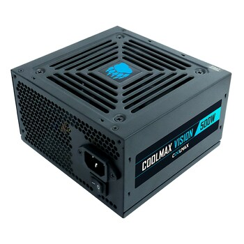 COOLMAX VISION 500W 84+ HDB