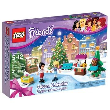 레고  프렌즈 크리스마스 캘린더 (41016) (정품)