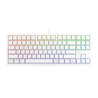 CHERRY G80-3000S RGB TKL (화이트, 적축)_이미지