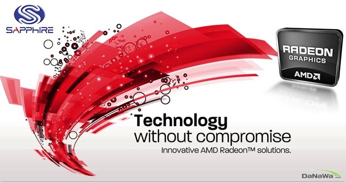 SAPPHIRE 라데온 R9 290 D5 4GB 제조사 이미지