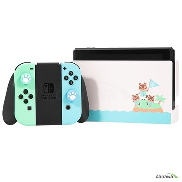 Nintendo 닌텐도 스위치 모여봐요 동물의 숲 에디션