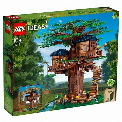 레고 아이디어 트리 하우스 (21318) (정품)_이미지