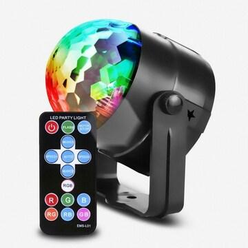 판다인터내셔널 사운드판다 LED 3D 미러볼 3W
