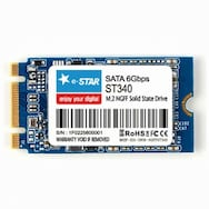 e-STAR SSD NGFF ST340 M.2 2242 (256GB)