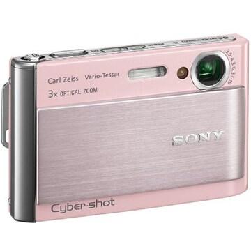 SONY 사이버샷 DSC-T70 핑크 (병행수입)_이미지