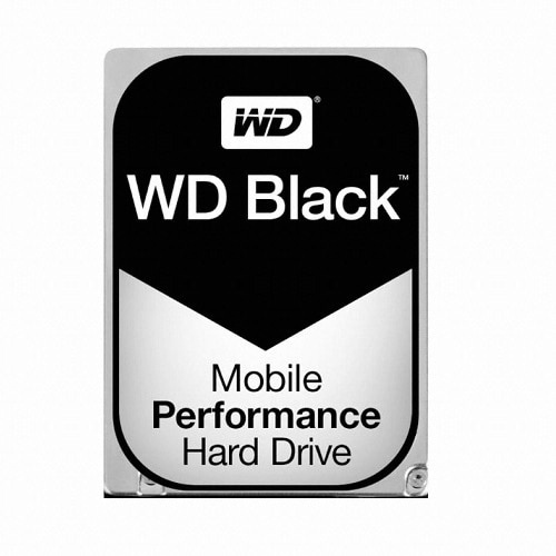 Western Digital WD MOBILE BLACK 7200/32M/노트북용 (WD10JPLX, 1TB)_이미지