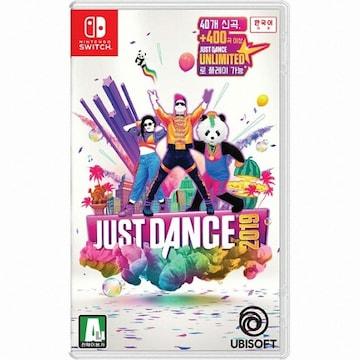 UBIsoft  저스트 댄스 2019 (Just Dance 2019) SWITCH (한글판,일반판)