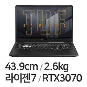 ASUS TUF Gaming A17 FA706QR-HX004 (SSD 512GB)_이미지
